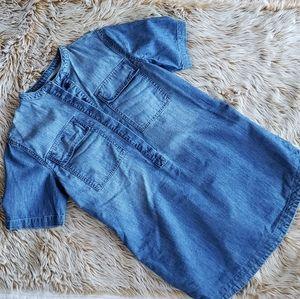FOREVER 21 /Denim Tunic-dress